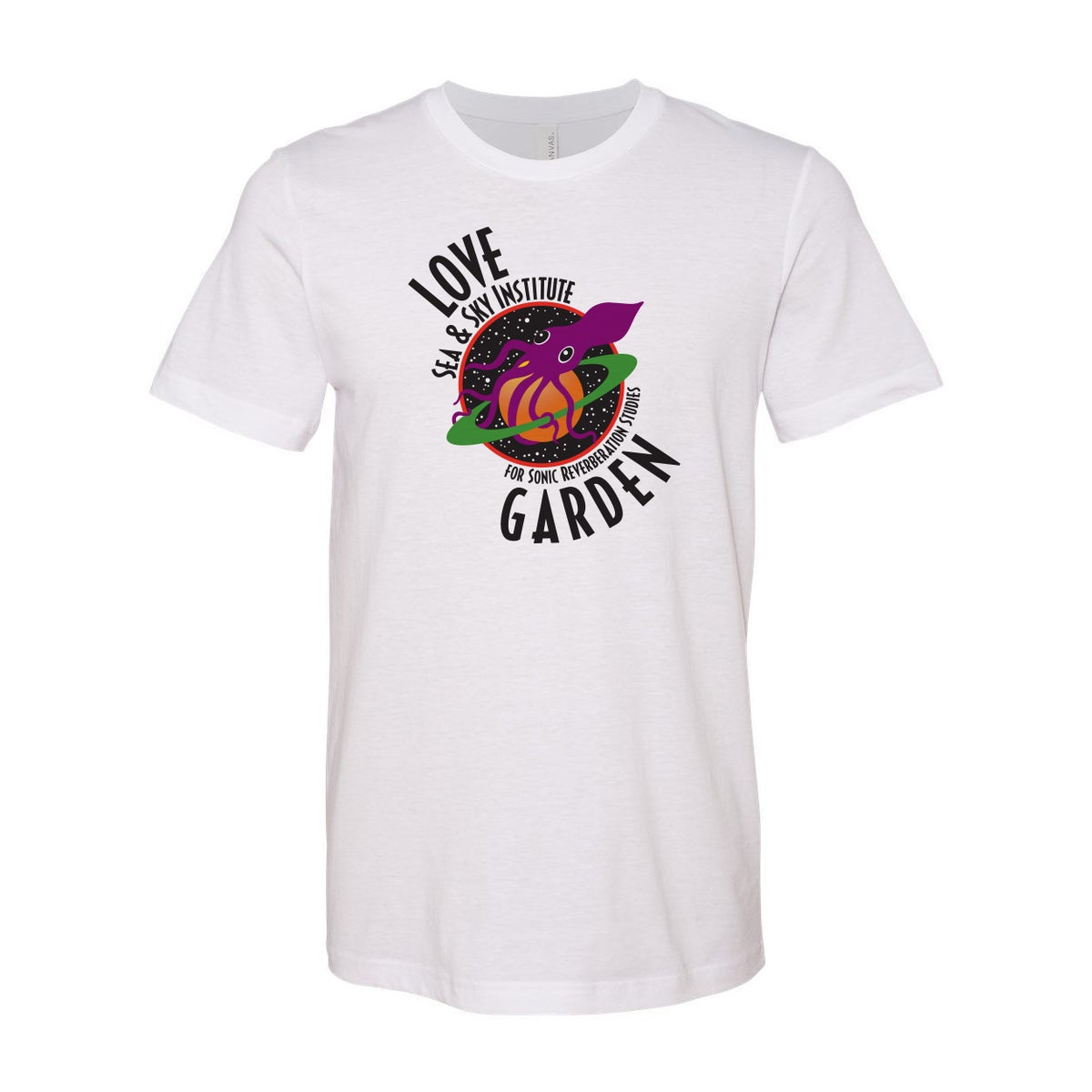 Image of Color Logo T-shirt