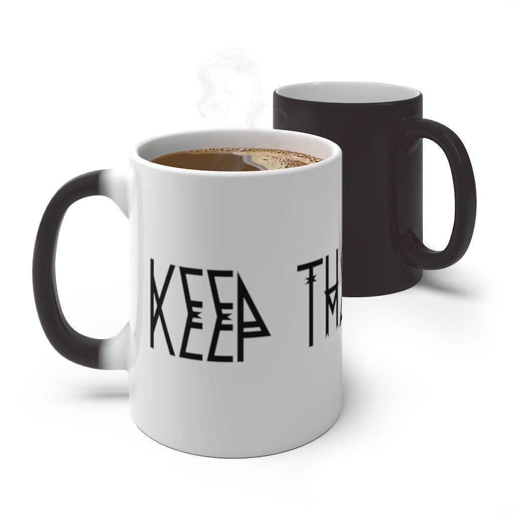 ENERGY - COLOR CHANGING MUGS