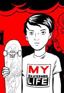 Image of My Skateboard Life - Ed Syder