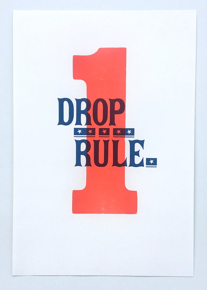 Image of One Drop Rule