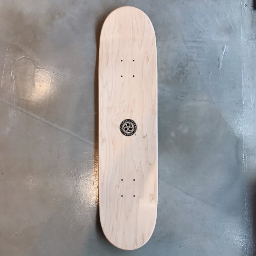 Image of UKIYOEMON SKATE BOARD  1