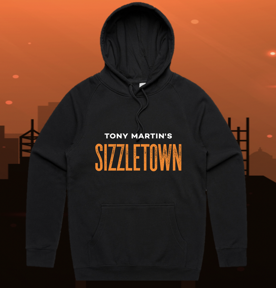 Image of Official Original Logo Black Hoodie (ONLY 1 SMALL REMAINING!)