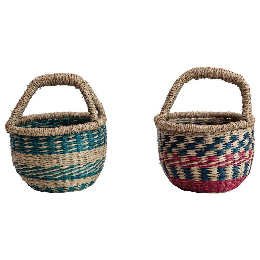 Image of Handwoven Mini Market Basket