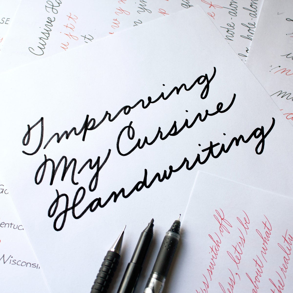 Image of Improve Your Cursive Handwriting Skills 1:1