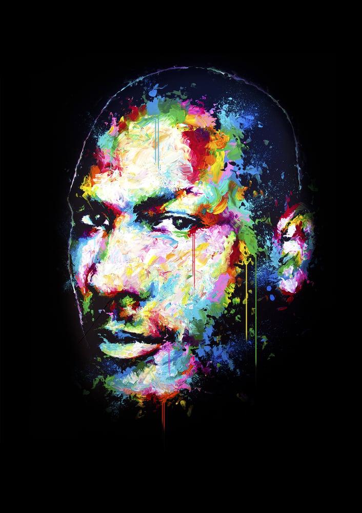 Image of Michael Jordan (Limited Edition Print)