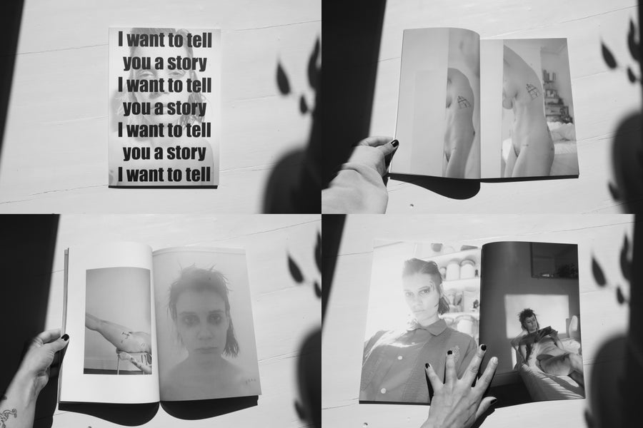 Image of I WANT TO TELL YOU A STORY