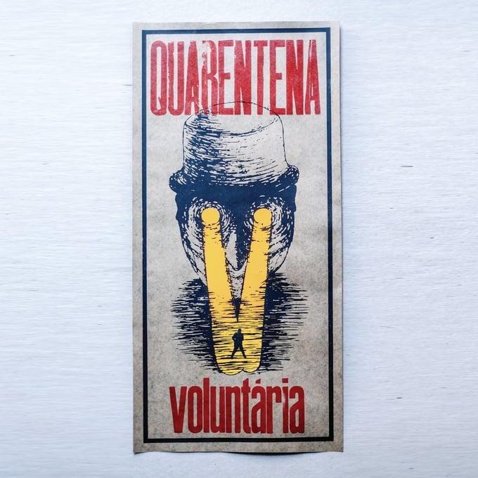 Image of Quarentena voluntária