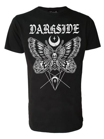 Image of DARKSIDE Death Moth Men's T-Shirt