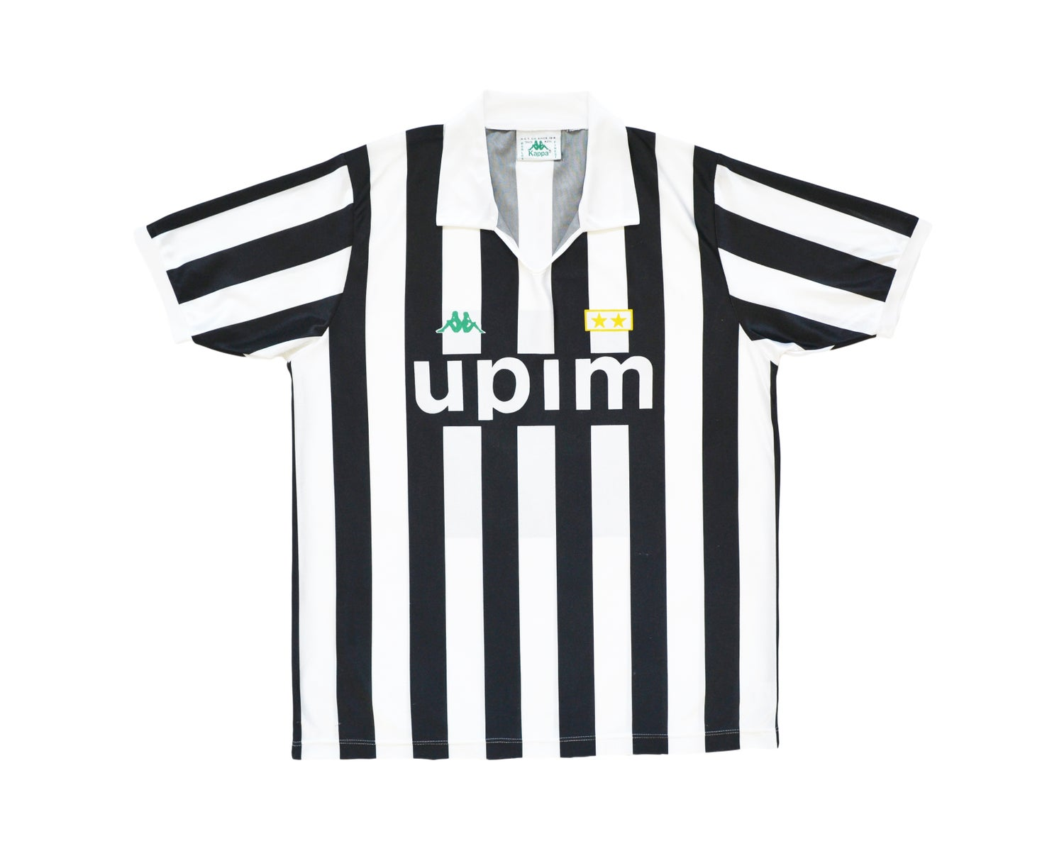 Image of 1991-92 Kappa Juventus Home Shirt L