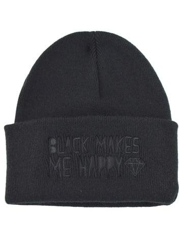 Image of DARKSIDE Black Makes Me Happy Beanie Hat