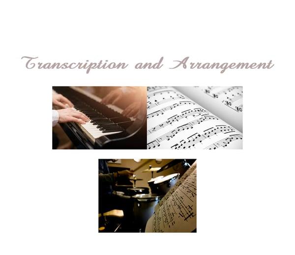 Image of Transcription and Arrangement by Michael Rien