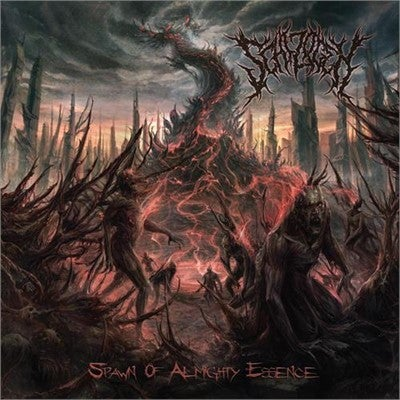 Image of SCHIZOGEN - spawn of almighty essence CD