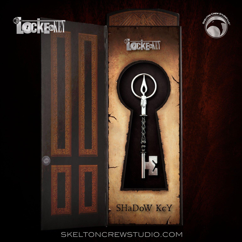 Image of Locke & Key: Shadow Key!