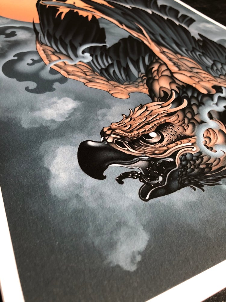 Image of Vedran x TFB print