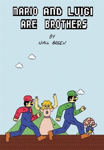 Image of Mario and Luigi are Brothers by Niall Breen