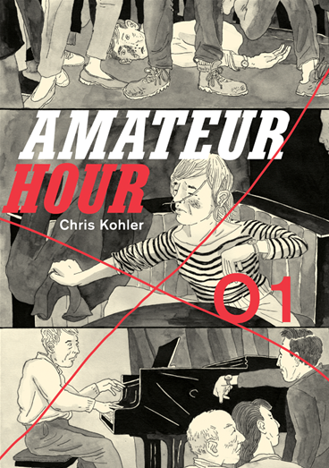 Image of Amateur Hour #1 by Chris Kohler