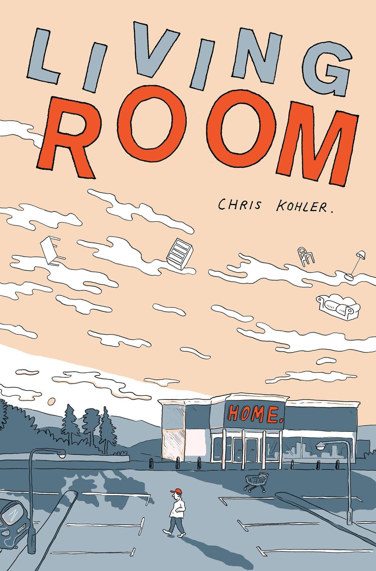 Image of Living Room by Chris Kohler