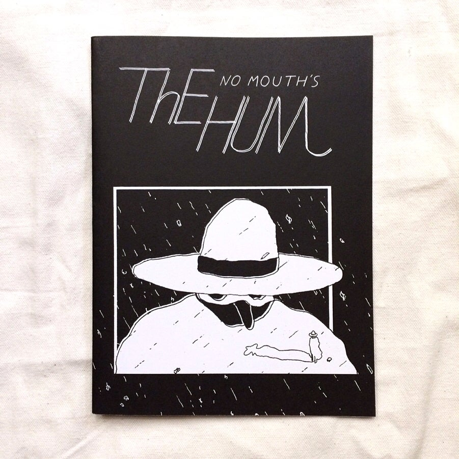 Image of No Mouth's The Hum by Gore Krout