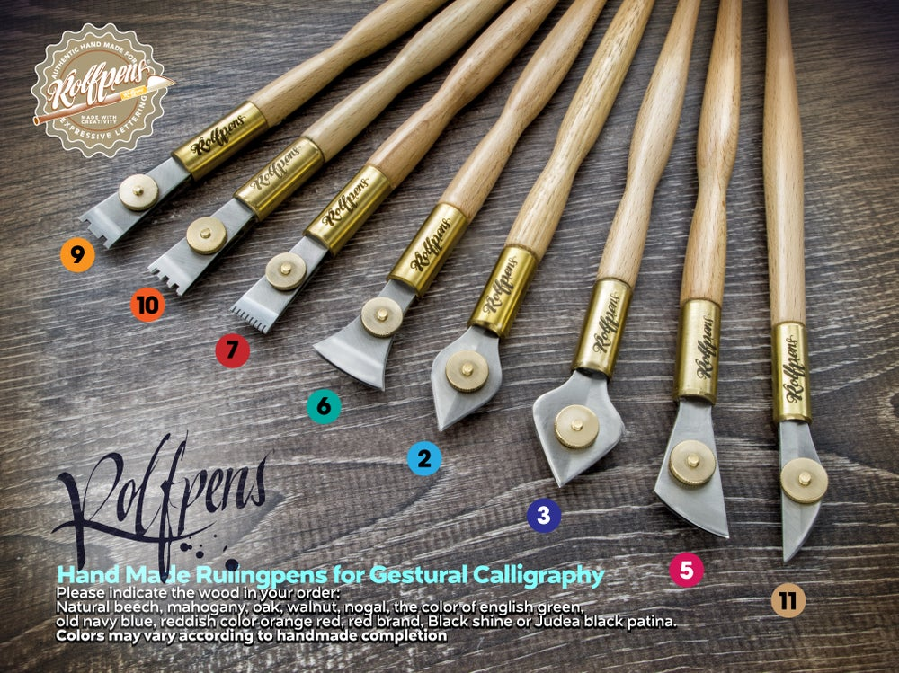 Image of Ruling Pens Special Edition