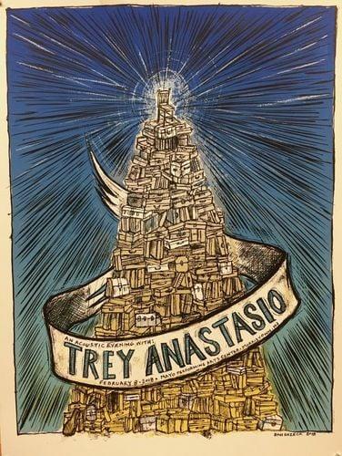 Trey Anastasio 2018 Morristown NJ