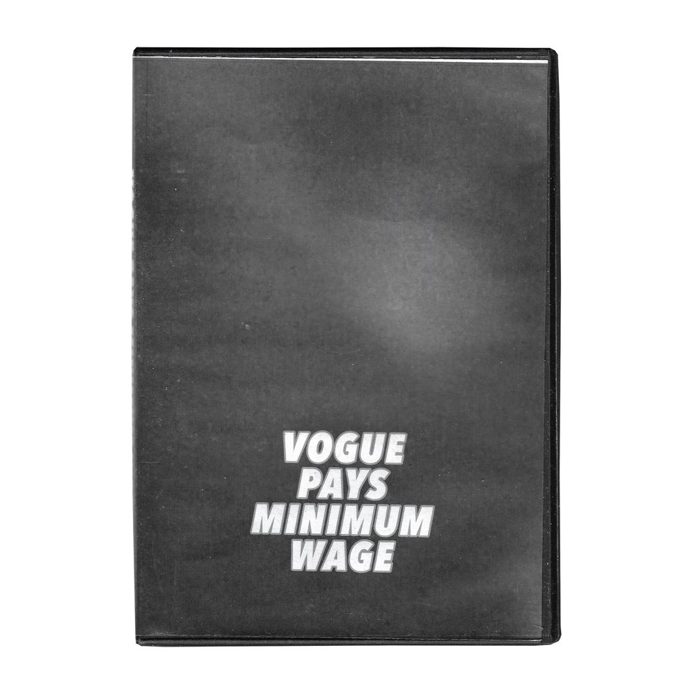 Vogue Pays Minimum Wage by Laura Hinman