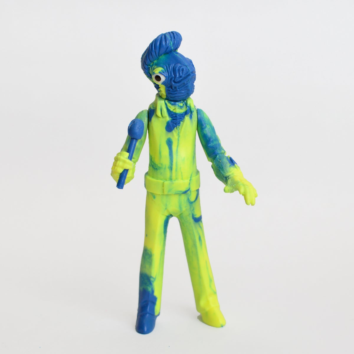 Image of ACKBAR - Colored resin (blue-yellow)