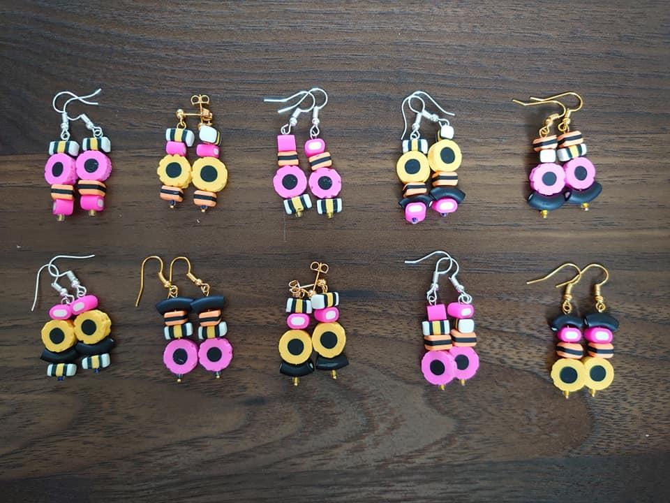 Sweetie Earrings