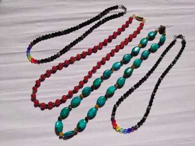 Natural Necklaces