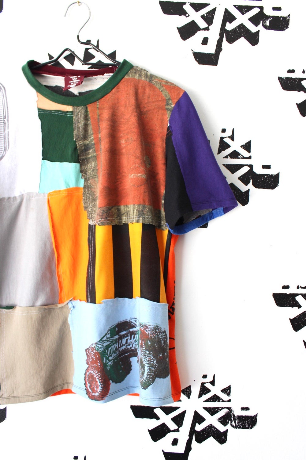 put it together cut and sew tee