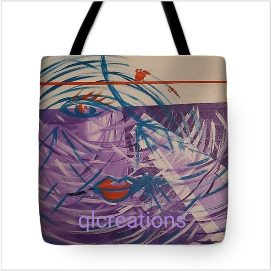 "Image of Tote ""The Eye"""
