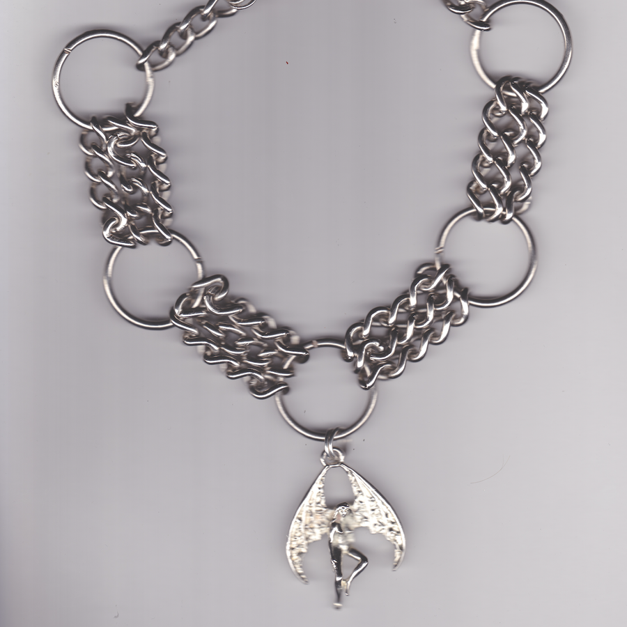 Image of FALLEN ANGEL CHOKER