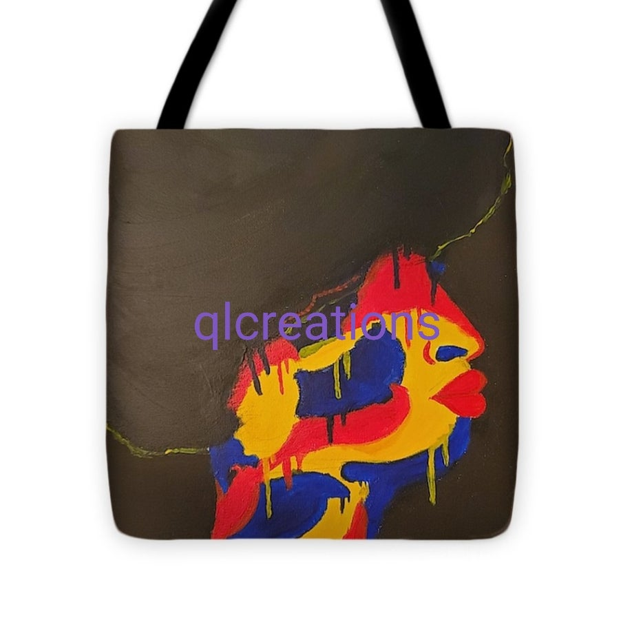 """Image of Tote """"untitled"""""""