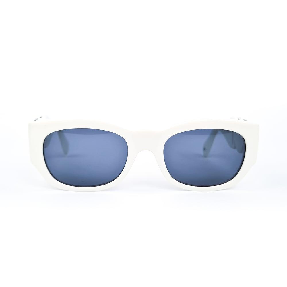 Image of Gianni Versace Medusa Sunglasses Mod.413/B