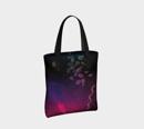Image 2 of Microbes Tote Bag