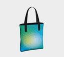 Image 2 of Cellular Tote Bag