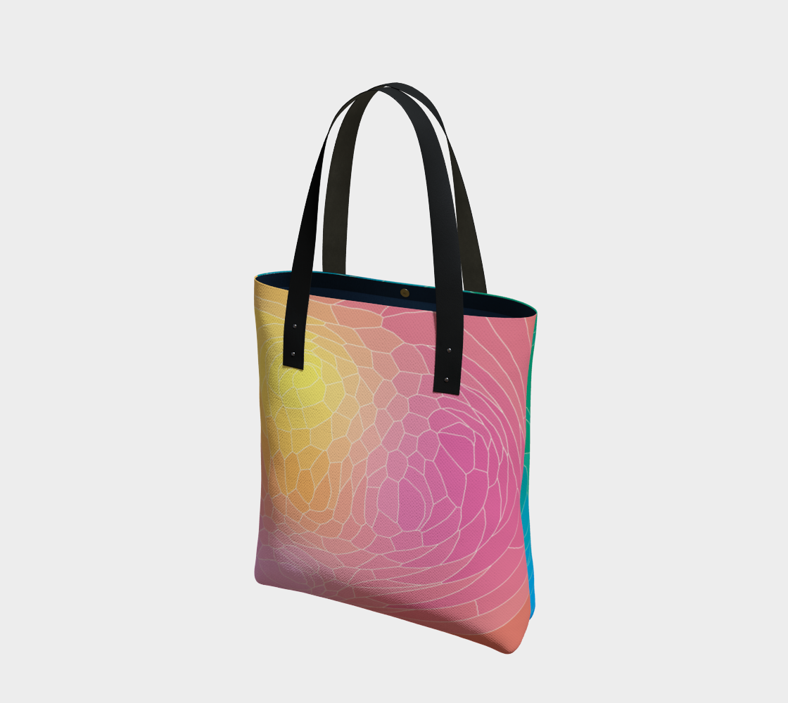 Image of Cellular Tote Bag