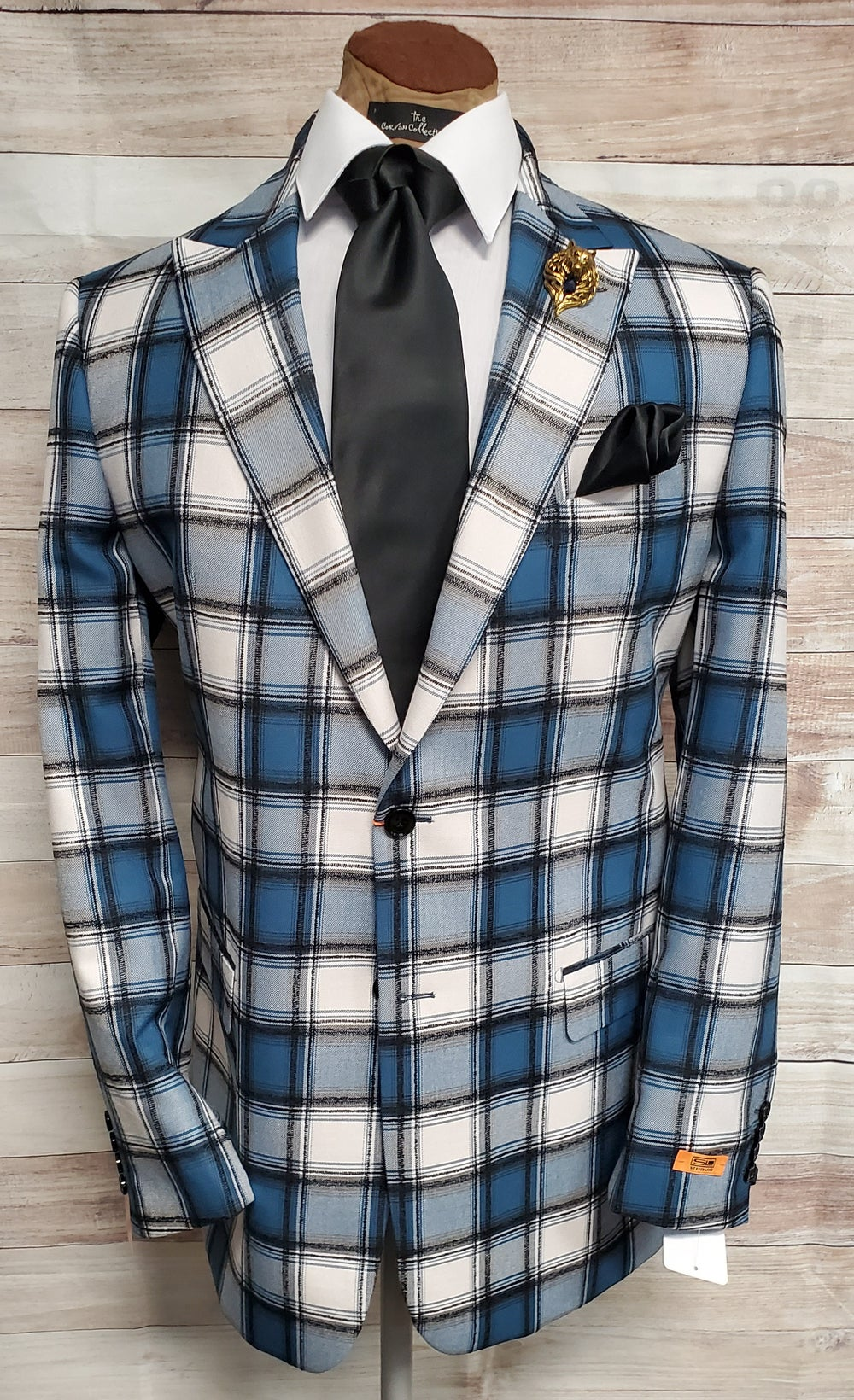 Image of STEVEN LAND BLAZER - ETRO