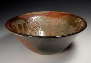 Shino carbon trap bowl (e034)