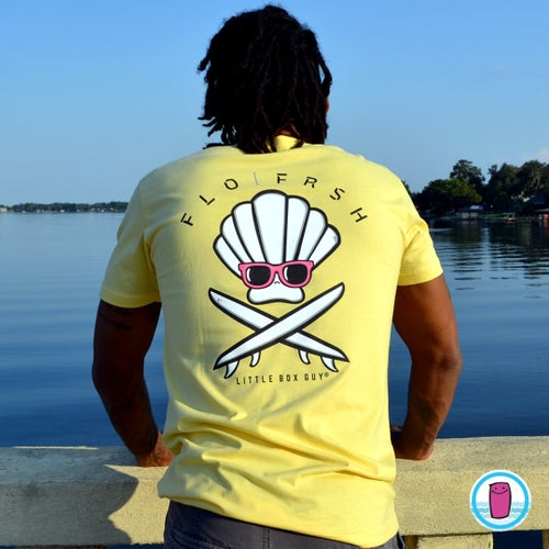 Image of Shell & Boards tee