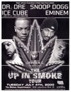 Up In Smoke Tour 2000