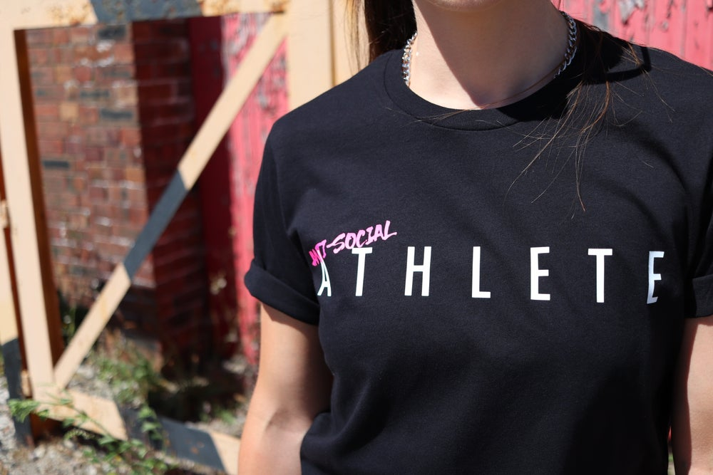 Image of EVERYONE'S AN ATHLETE TEE