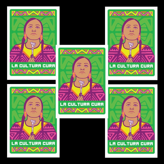 Image of La Cultura Cura Postcard Set