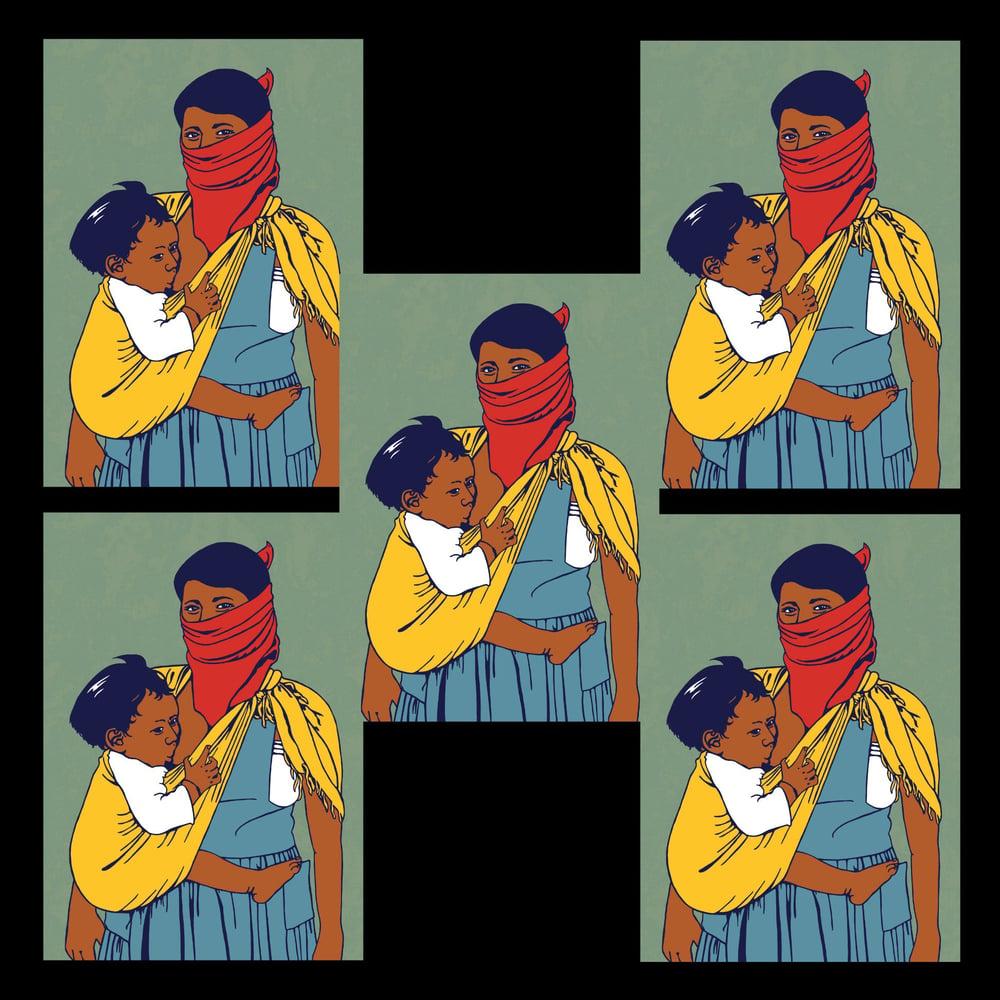 Image of Mother's Milk Postcards (5 copies)