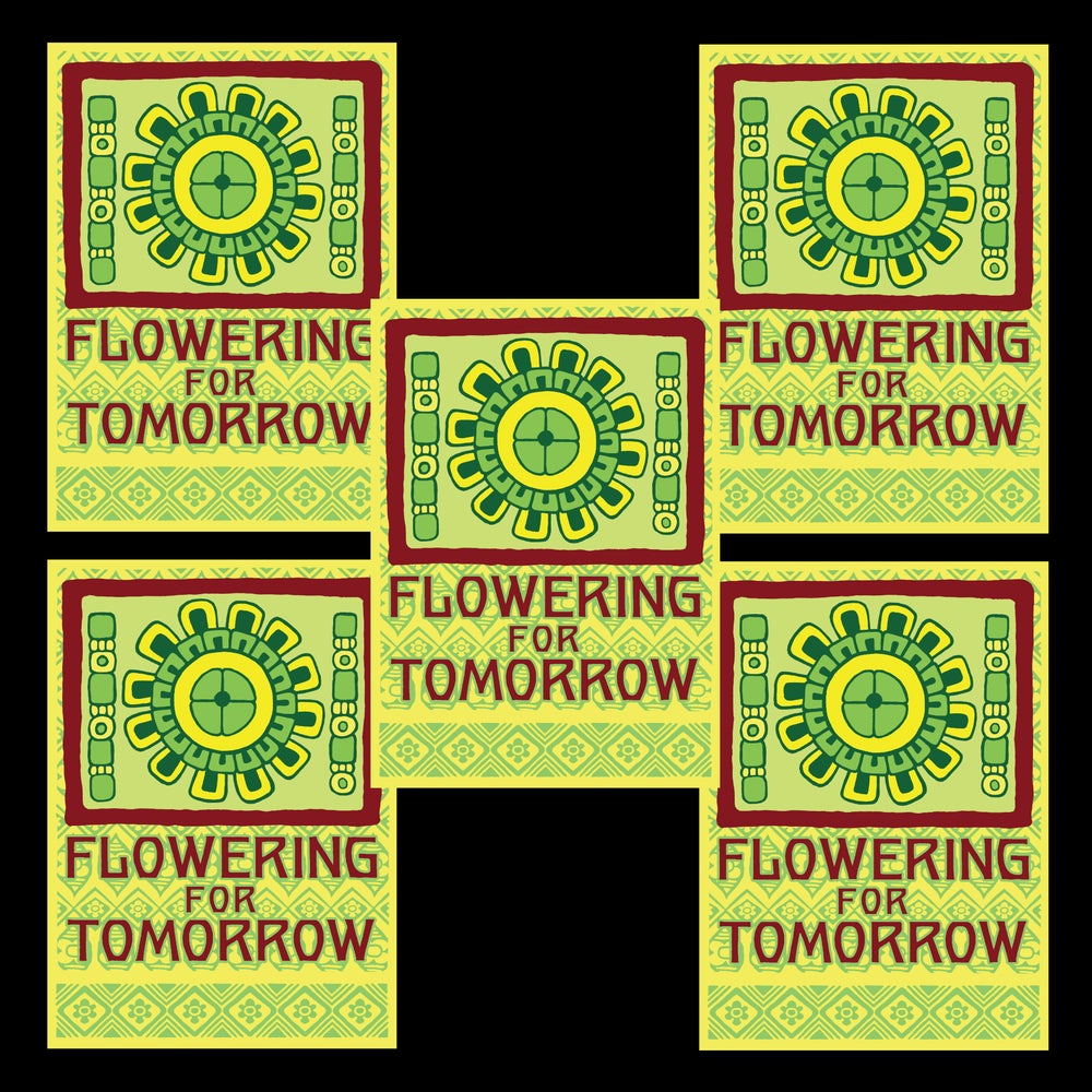 Image of Flowering for Tomorrow Postcards