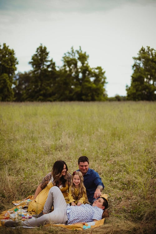 Image of Reserved for Kayla-Family summer Session