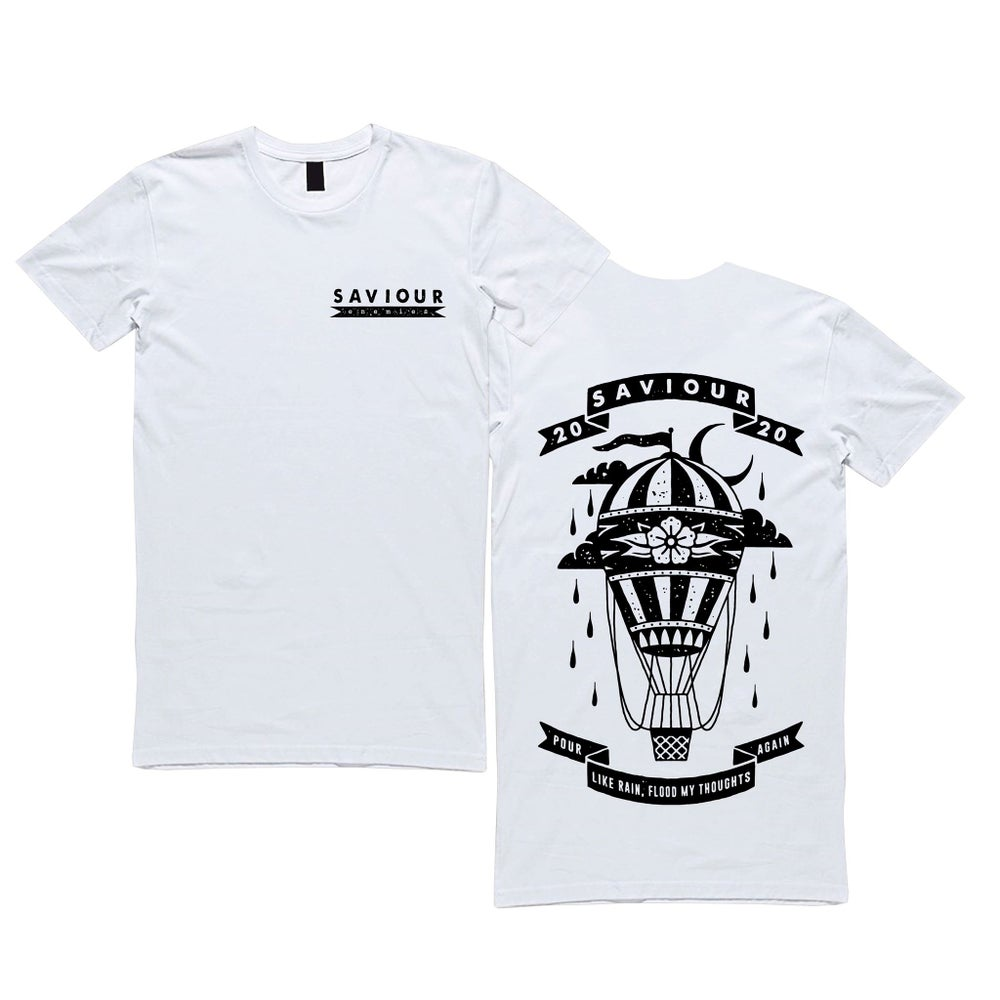 Image of SVR White Enemies Shirt