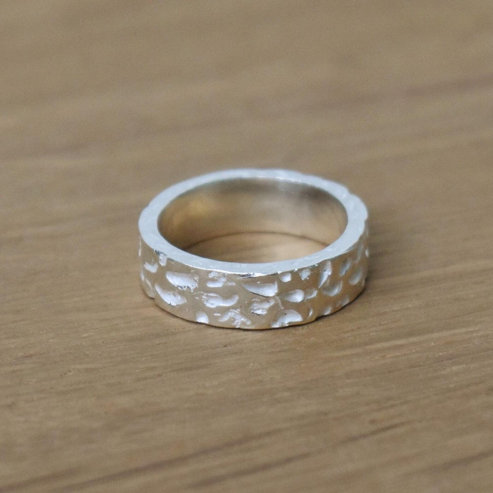Image of Silver Wrapped silver ring