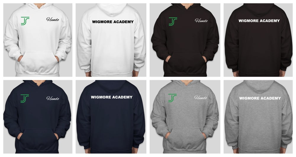 Image of Wigmore Academy Hoodie (Invitation Only Squads)