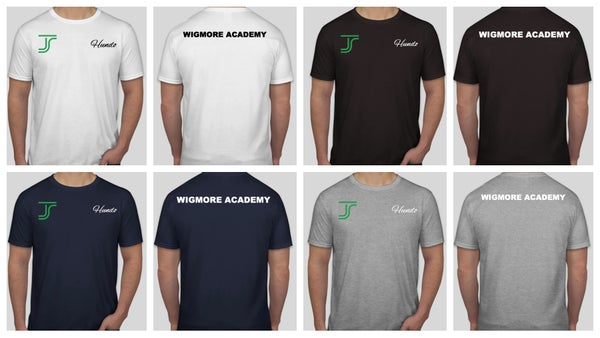 Image of Wigmore Academy T-Shirt (Invitation Only Squads)