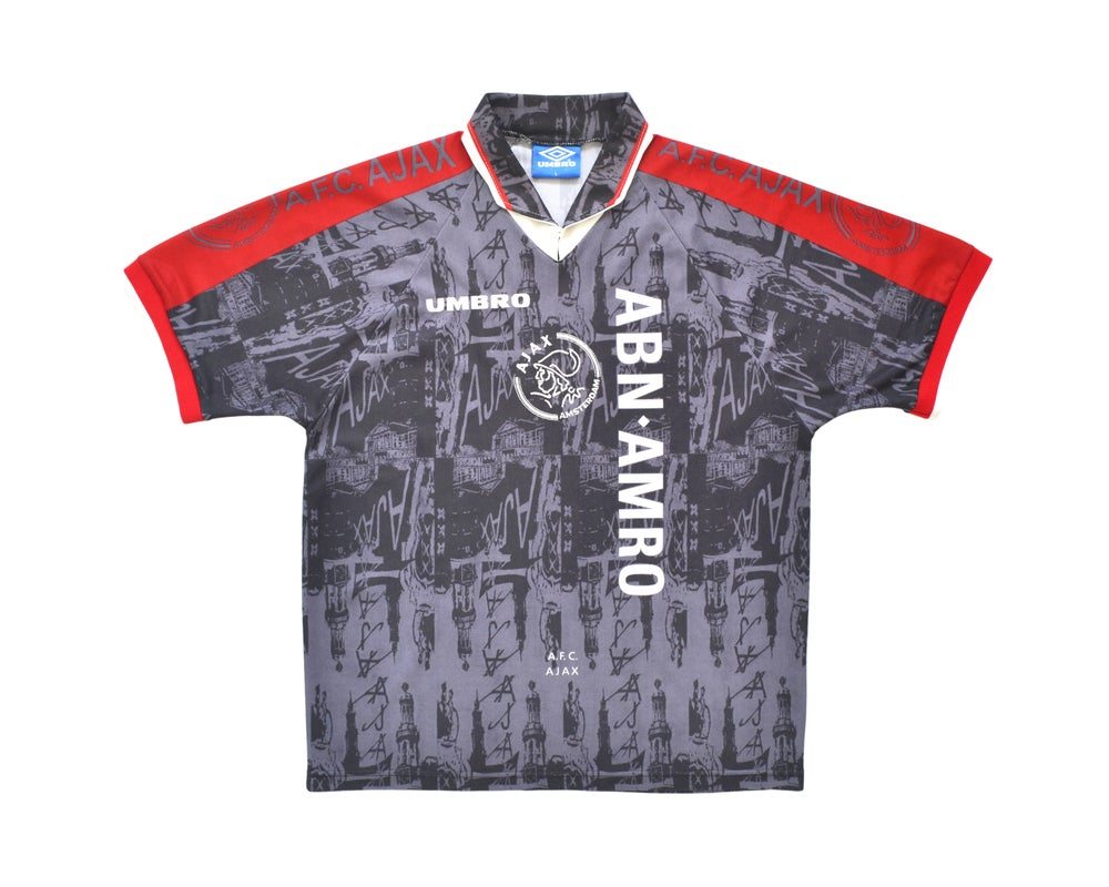 Image of 1996-97 Umbro Ajax Away Shirt L